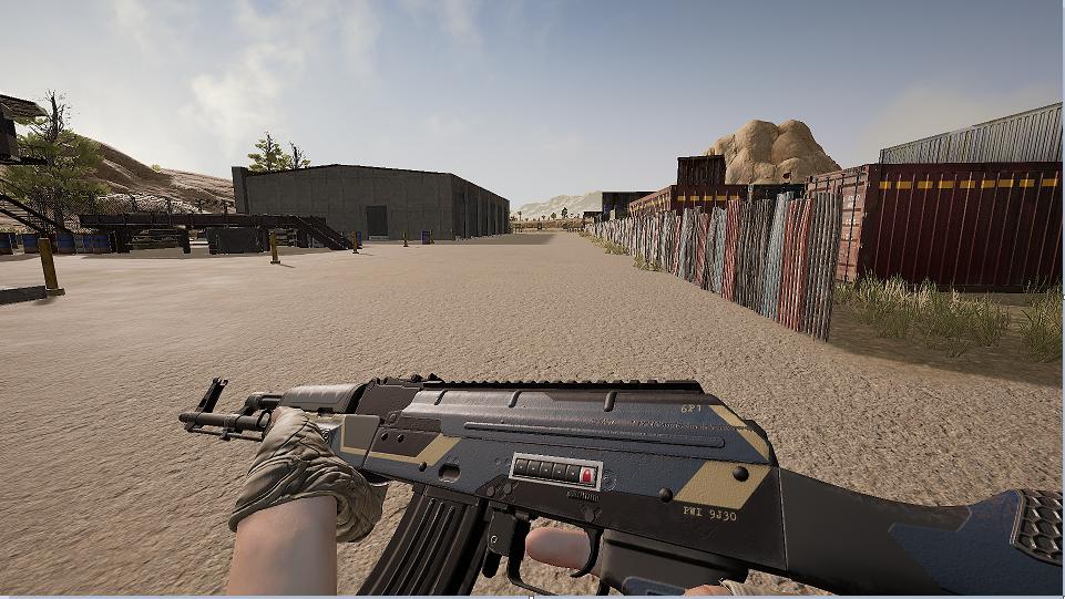 BattleStat Weapon Skin – PUBG Support
